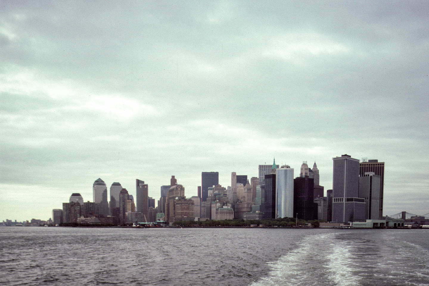 1-ViewofWTCareafromtheStatenIslandFerry2001_