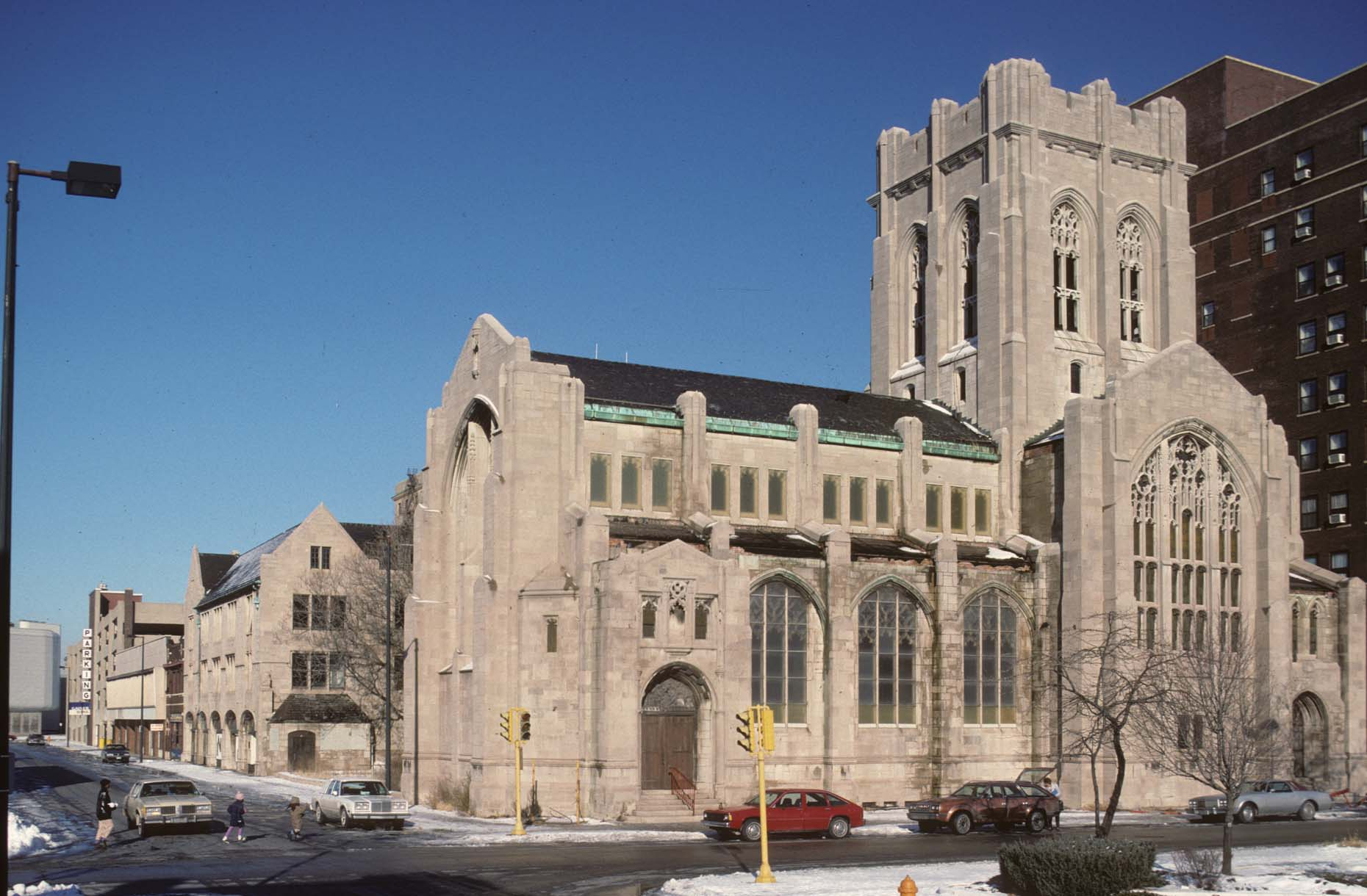 11_City Methodist Church, Washington St. at 6th Ave., Gary, 1989_.jpg