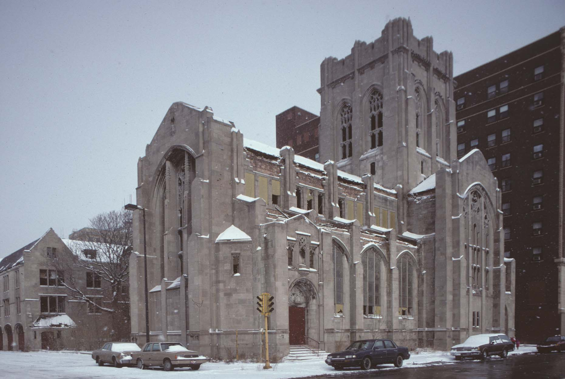 14_City Methodist Church, Washington St. at 6th Ave., Gary, 1996_.jpg