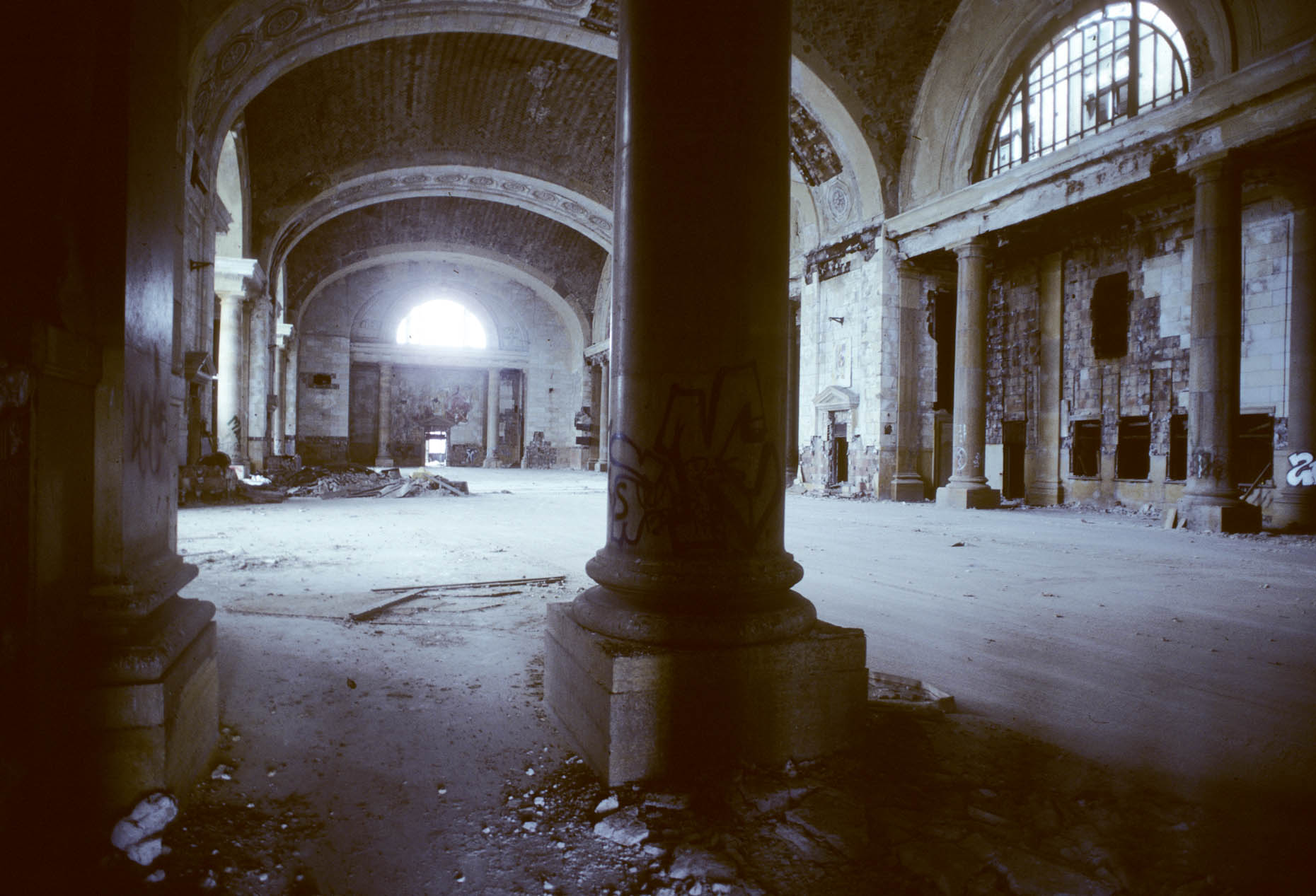 14_Former Michigan Central Rail Road Station, Detroit, 1997_.jpg