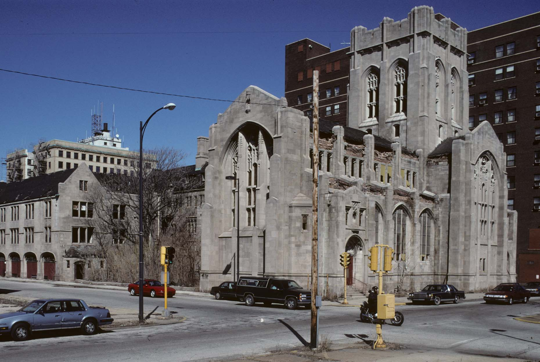 15_City Methodist Church, Washington St. at 6th Ave., Gary, 1997_.jpg
