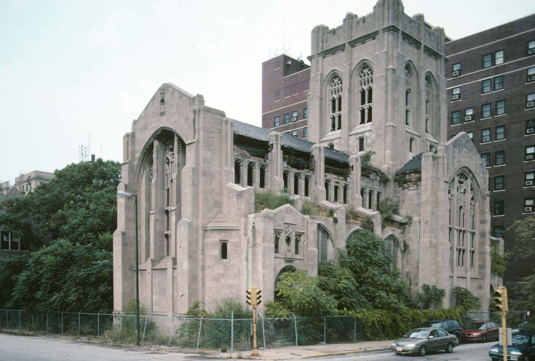 17_City Methodist Church, Washington St. at 6th Ave., Gary, 2003_.jpg