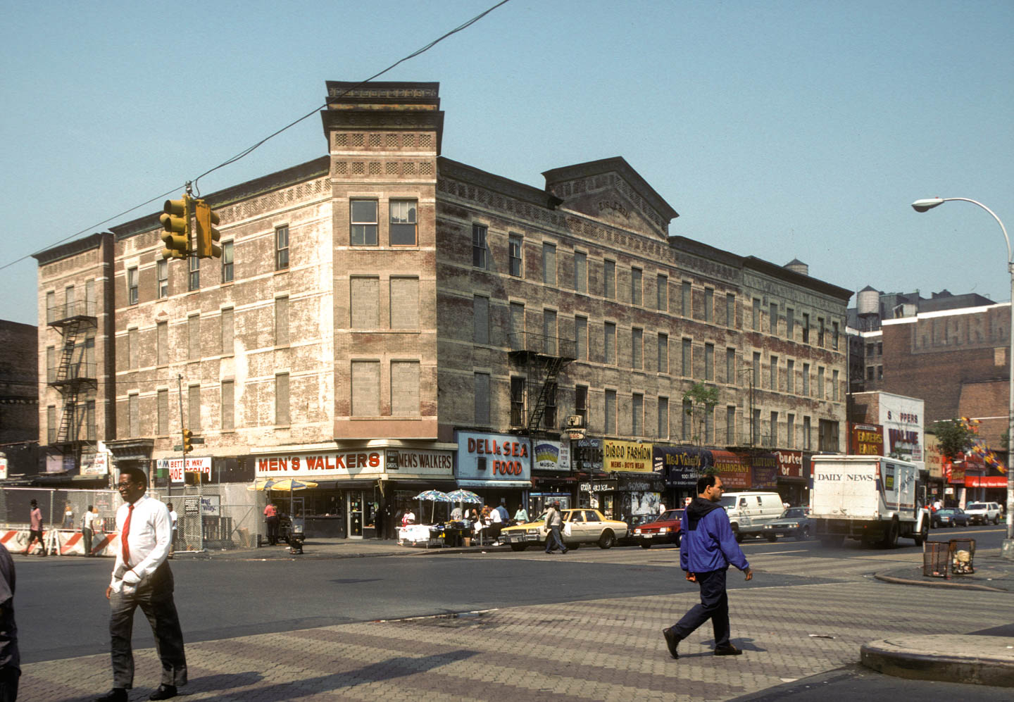 2-48-SW corner of Malcolm X Blvd. and W. 125th St., 1993_
