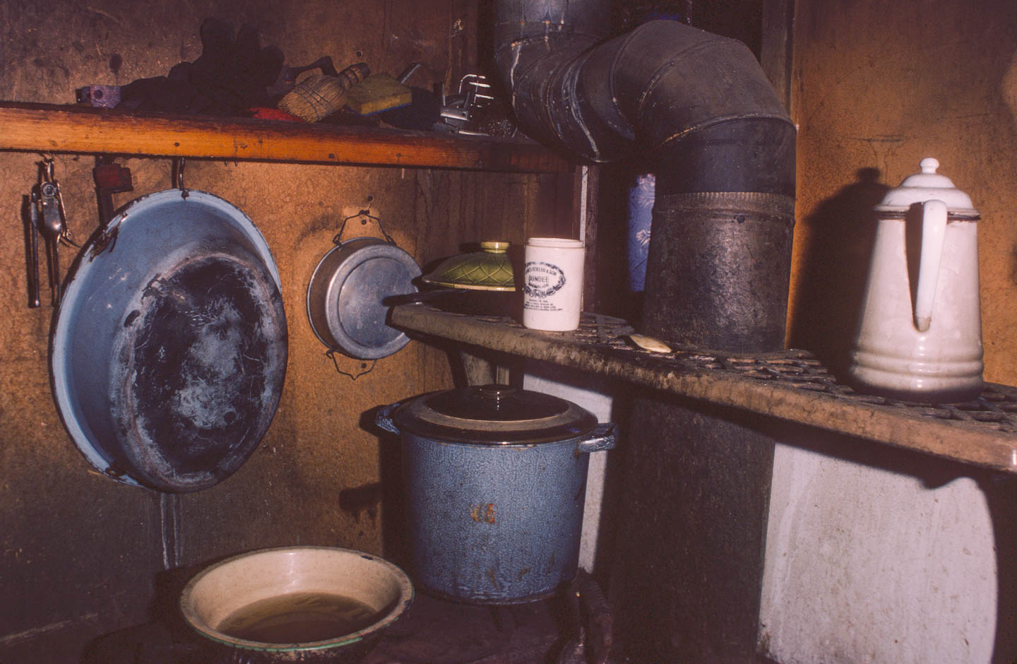 2-kitchen, Bergen Street at 14th Ave., Newark, 1987_