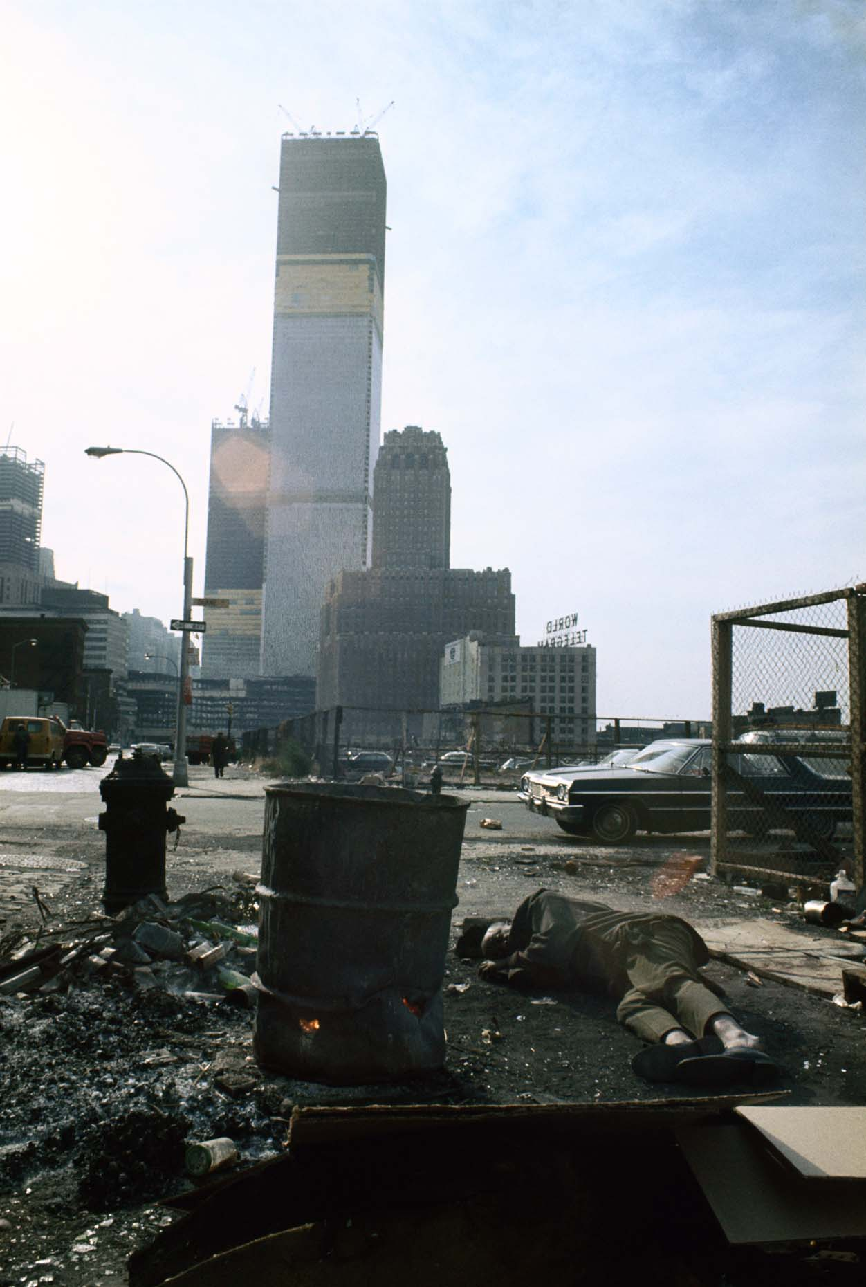 54_View of the World Trade Center under construction from Duane Street, Manhattan, 1970_.jpg