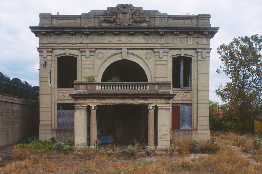 7-Former train station, Broadway by I 90, Gary, 2012_