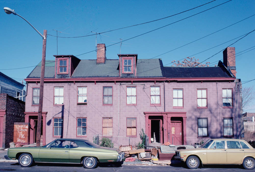 9-New and Newark Streets, Newark, 1980_